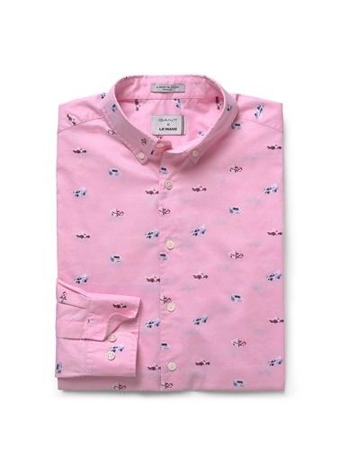 Gant Regular Gömlek Pembe